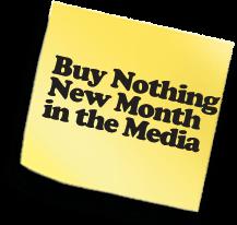 Essay buy nothing day